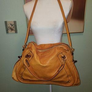 Distressed Large Chloe paraty bag